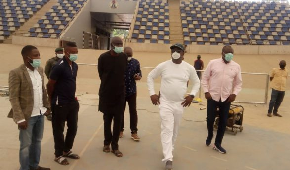 COVID-19: Ministry Sports Provides 57 Suites For Use At Moshood Abiola Stadium