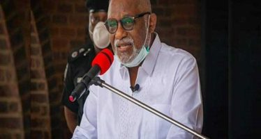 Ondo: Akeredolu Sacks 2 Aides Attached To Deputy's Wife, Others