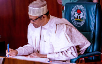 FG Reintroduces Old Bill To NASS