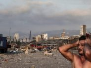 Explosion: Angry Beirut Residents Demand Explanation