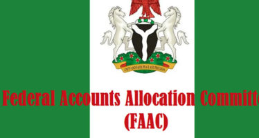 FAAC Shares N682.060 billion To FG, States, LGC for  August, 2020