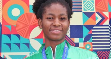 I'm Working Hard To Win Olympic Medal – Anyanacho