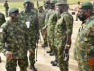 Troops Neutralised 38 Armed Bandits, Arrest 93 Others