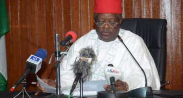 Umahi Assents To 2021 Budget, Reveals Reasons For Quick Passage