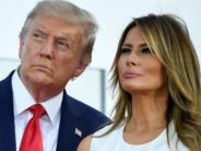 Trump, Wife Self-isolate As They Test Positive For Covid-19