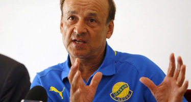 NFF Warns Rohr Against Unprofessional Conduct