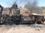 Again, Troops Destroys Terrorists Vehicles, Eliminate Insurgents in Borno