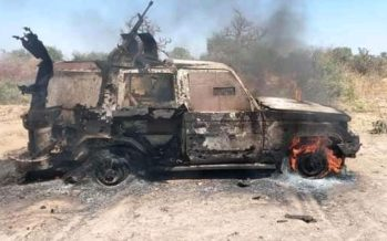 Gujba Attack: Troops Kill 28 Boko Haram, Others Escape With bullets In Yobe