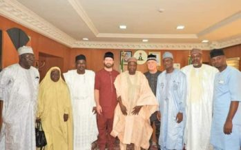 Gombe Receives Medical Equipment From US
