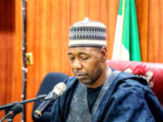 Easter: Zulum Commends Christians For Peaceful Relationship