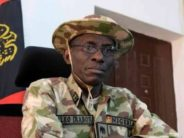 We've Chased Out Pirates Out of Nigeria's water – CDS Irabor