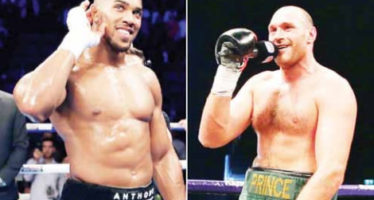 Boxing: Joshua, Fury Approve Offer For World Title Fight