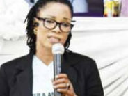 Nigeria's 1st Olympic Gold Medalist Pledges Support For Girl Child