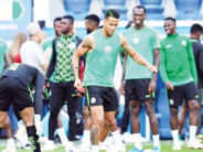 AFCON 2022: Eagles Know Foes June 25