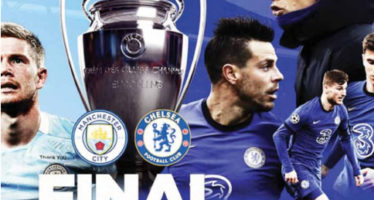 Istanbul's M/City, Chelsea UCL Final Clash Dicey