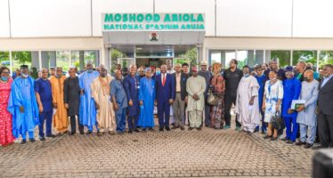 Sports Minister Inaugurates 30 Caretaker Committees For Sports Federations